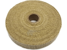 DEI Термолента стандартная Tan Glass Fiber Exhaust Wrap 15 метров  1''x50ft (2.5см/15м)