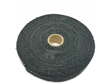 DEI Термолента графитовая Black Glass Fiber Exhaust Wrap 15 метров 1''x50ft (2.5см/15м)