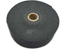 DEI Термолента графитовая Black Glass Fiber Exhaust Wrap 30 метров 2''x100ft (5см/30м)