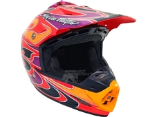 Troy Lee Designs Шлем Troy Lee Designs - 2016 SE3 Reflection (Red/Black/Orange) р-м ( М ) в Новосибирске