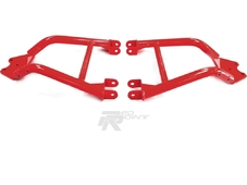 Voevoda Racing ARM-SET-LIFT-G1 Комплект передних рычагов Хай Лифтер  для  BRP CAN-AM G1 (красные)