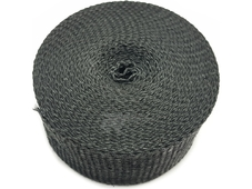 DEI Термолента графитовая Black Glass Fiber Exhaust Wrap 7.6 метров 2''x25ft (5см/7.6м)
